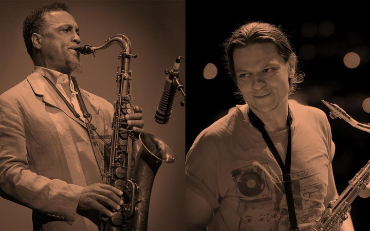 9/9/2017   Jazz Chronicles: Craig Handy & Yiannis Kassetas @ SNFCC (Panoramic Steps)