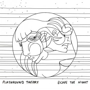 New Puzzlemusik release (PIECE D08) : Playground Theory – Escape The Night