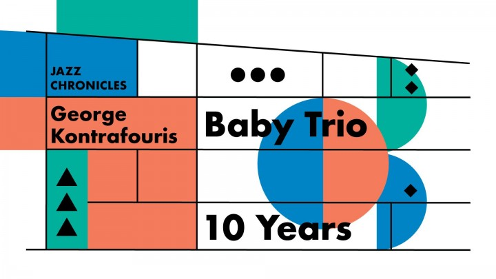 2/9/2018   Jazz Chronicles: Kontrafouris Baby Trio 10 years Anniversary LIVE  @ SNFCC (Great Lawn)