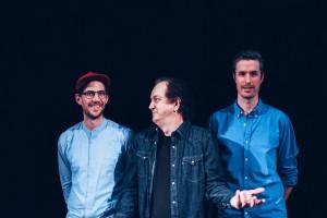 Theo Kapilidis Neoplatonic Trio