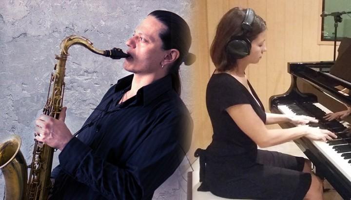 4/4/2019     Southern Alliance (Kassetas  / Chamberlain)  @ Half Note Jazz Club, Athens