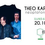 Gazarte Poster Theo Kapilidis Trio 2019_10_20